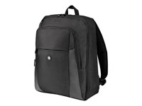 "HP Essential Backpack - Notebook carrying backpack - 15.6"" - for Elite c1030; EliteBook 83X G7, 84X G7, 85X G7; EliteBook x360; ZBook Create G7, Studio G7 H1D24AA"
