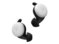 Google Pixel Buds - True wireless earphones with mic - in-ear - Bluetooth - clearly white GA01470-UK