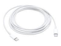 Apple USB-C Charge Cable - USB cable - USB-C (M) to USB-C (M) - 1 m - for 11-inch iPad Pro; 12.9-inch iPad Pro (3rd generation) MUF72ZM/A